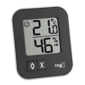 Luftfeuchtigkeitsmesser-Wetterstation