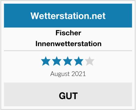 Fischer Innenwetterstation Test