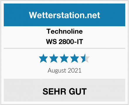 Technoline WS 2800-IT Test