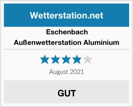 Eschenbach Außenwetterstation Aluminium Test