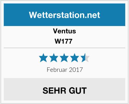 Ventus W177  Test