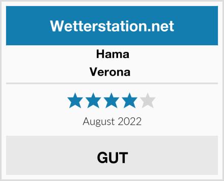 Hama Verona  Test