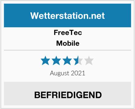 FreeTec Mobile Test