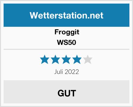 Froggit WS50 Test
