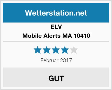 ELV Mobile Alerts MA 10410 Test