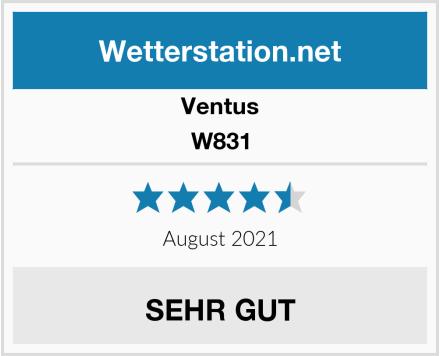 Ventus W831 Test