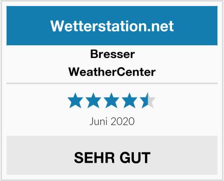 Bresser WeatherCenter Test