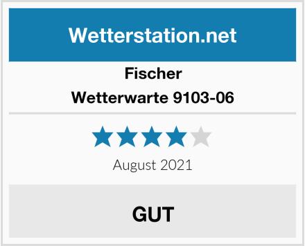 Fischer Wetterwarte 9103-06 Test