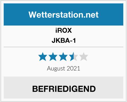 iROX JKBA-1 Test