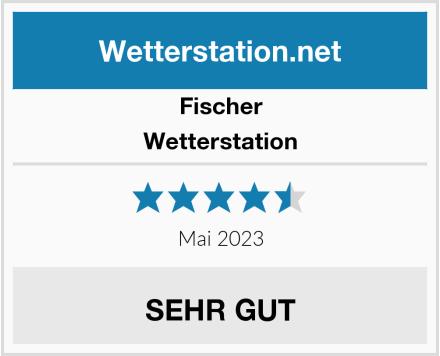Fischer Wetterstation Test