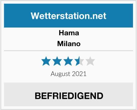 Hama Milano Test