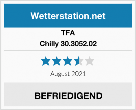TFA Chilly 30.3052.02 Test