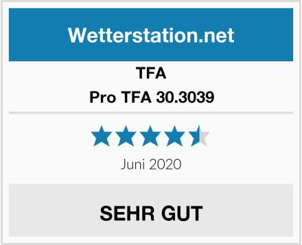 TFA Pro TFA 30.3039 Test