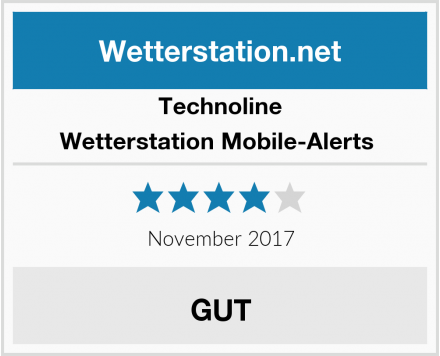 Technoline Wetterstation Mobile-Alerts  Test