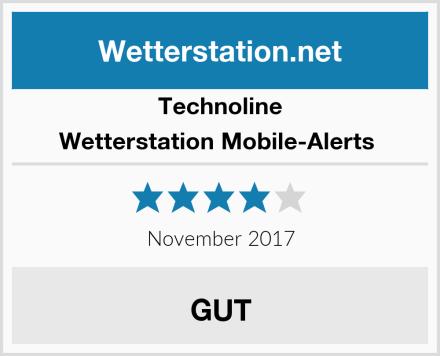 Technoline Wetterstation Mobile-Alerts  Test