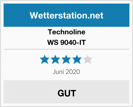 Technoline WS 9040-IT Test
