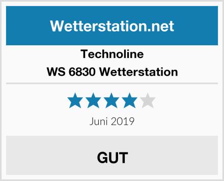 Technoline WS 6830 Wetterstation Test