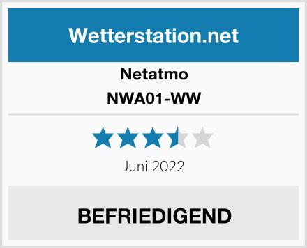 Netatmo NWA01-WW Test