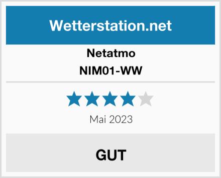 Netatmo NIM01-WW Test