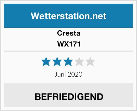 Cresta WX171 Test