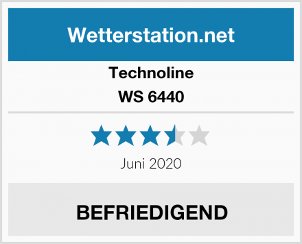 Technoline WS 6440 Test