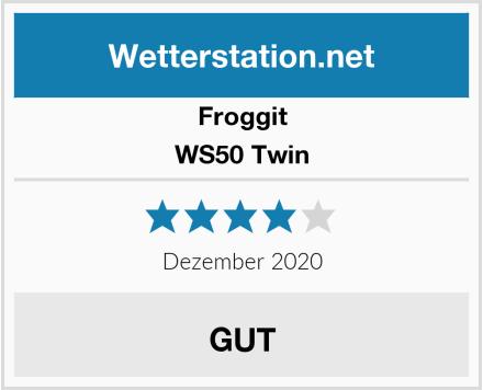 Froggit WS50 Twin Test