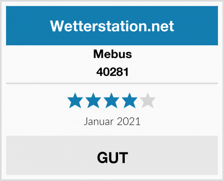 Mebus 40281 Test
