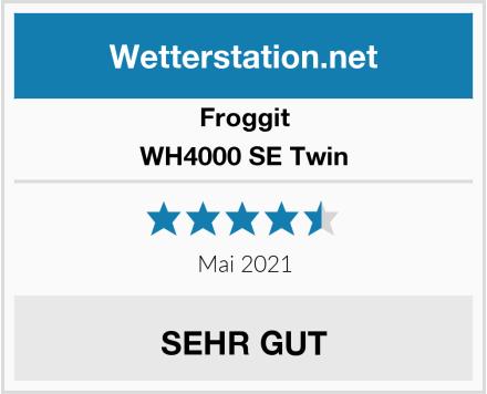 Froggit WH4000 SE Twin Test
