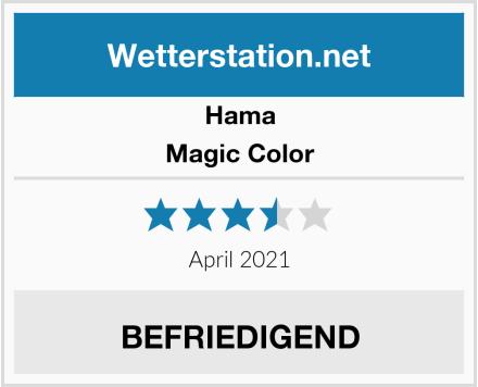 Hama Magic Color Test