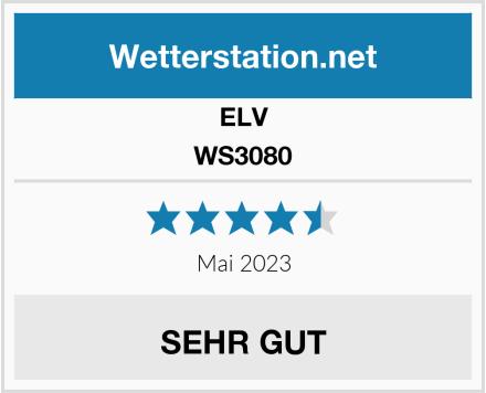 ELV WS3080 Test