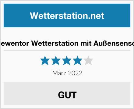 Newentor Wetterstation Test