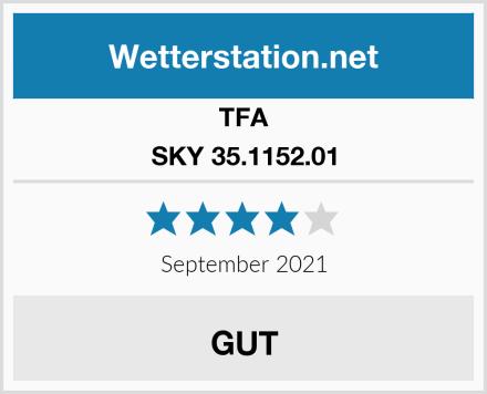 TFA SKY 35.1152.01 Test