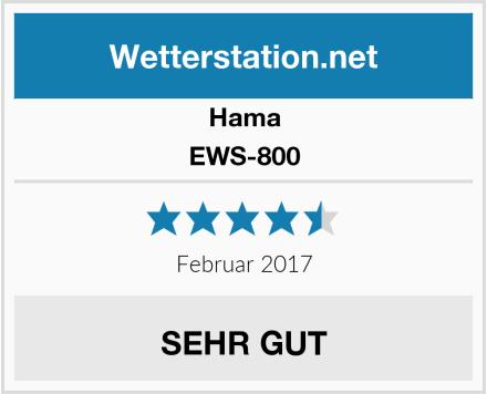 Hama EWS-800 Test