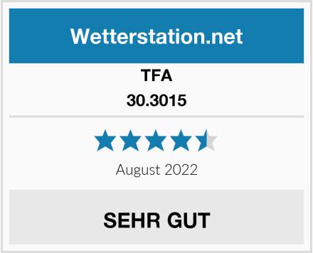 TFA 30.3015 Test