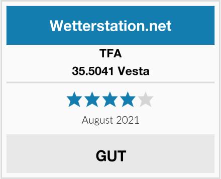 TFA 35.5041 Vesta Test