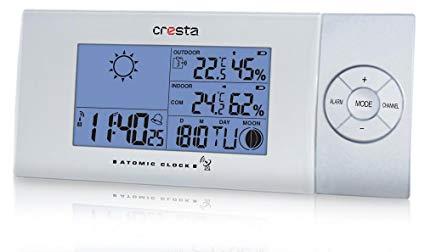 Cresta DTX330 Wetterstation