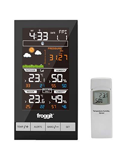 Froggit WH2800 Funk Wetterstation