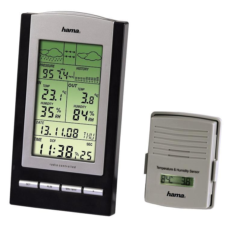 Hama EWS-800 Wetterstation Test 2019