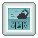 Der optimale Standort einer Wetterstation