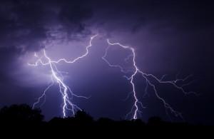 Schaden an der Wetterstation durch schlechtes Wetter