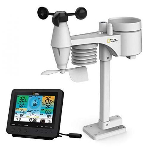 National Geographic Wetterstation