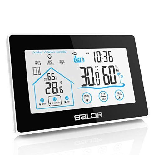 Baldr TP55 V3 Digital Thermometer-Hygrometer