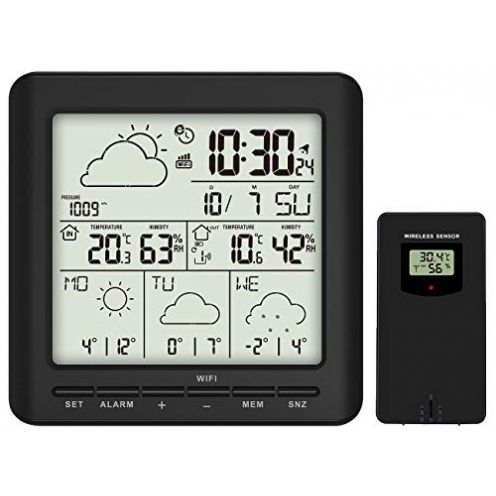 Infactory WLAN Thermometer