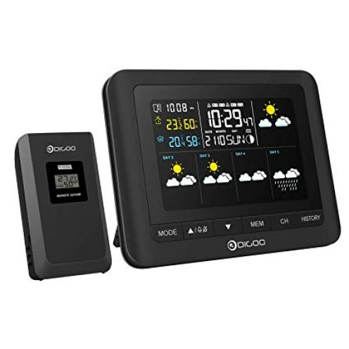 DIGOO DG-TH8805 Wetterstation