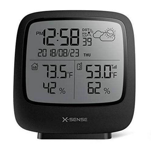X-Sense Funkwetterstation mit Außensensor