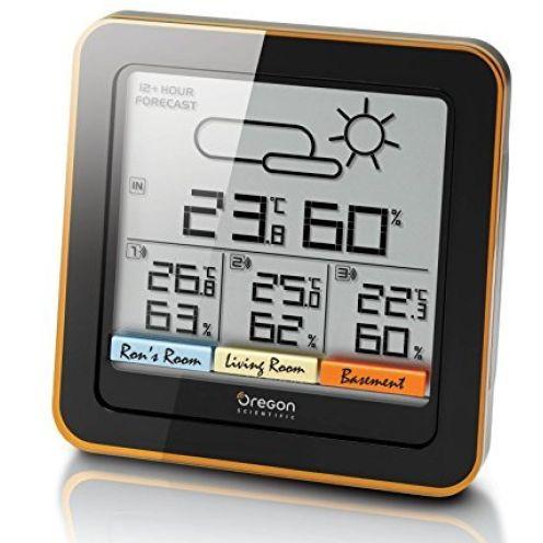 Oregon Scientific Multi-zone Weather Station