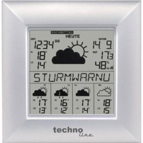 Technoline WetterDirektStation WD 9000