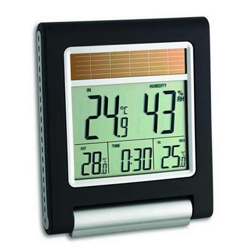 TFA Dostmann Solar Funk-Thermo-Hygrometer 303042